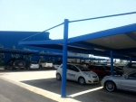 carports office parks