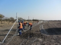 razor mesh fence erected at a mine (4)