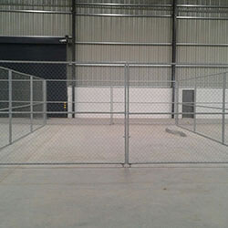 Internal Fencing
