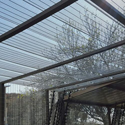 outdoor mesh fences