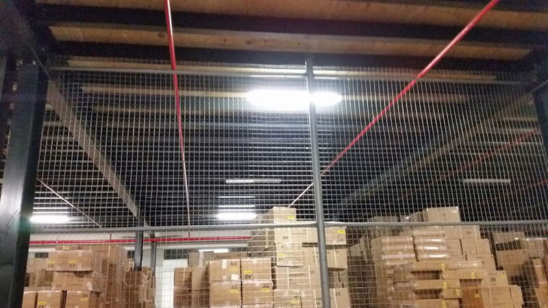 Internal Weld Mesh Fencing Germiston