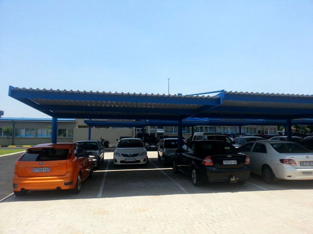 Commercial Carports