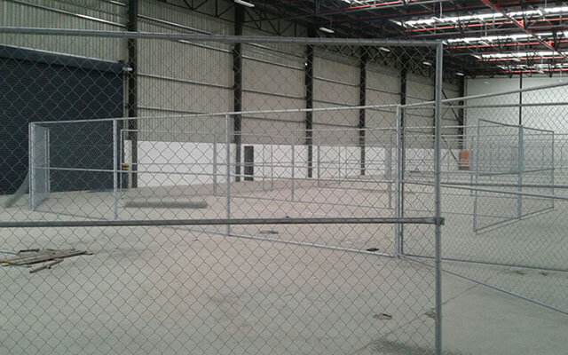 Internal Fencing
