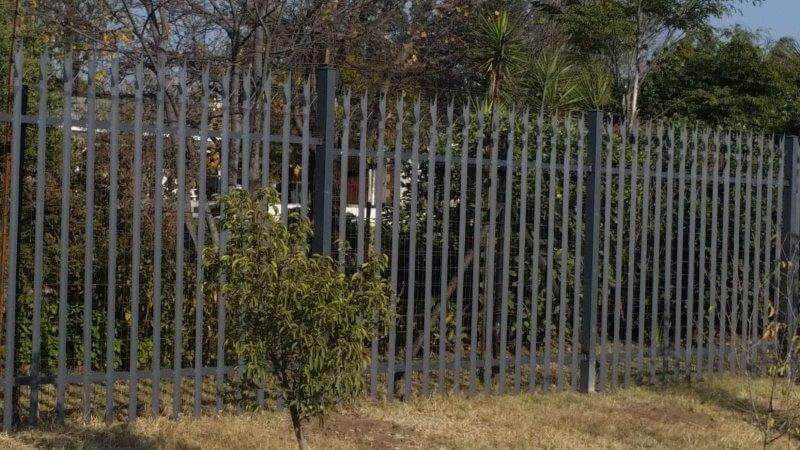 Palisade Fencing Installation Kyalami